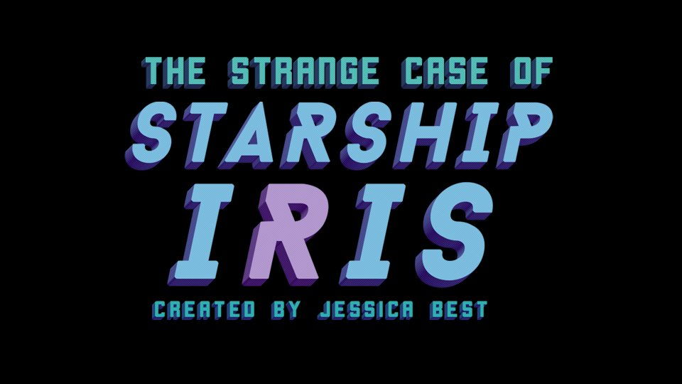 The Strange Case of the Starship Iris - Podcast Review